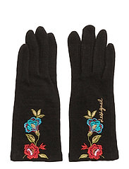 GLOVES CARIBOU - NEGRO