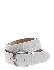 BELT BASIC - BLANCO