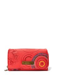 Desigual Accessories MONE_ WALLET GRABADO