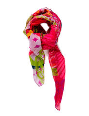 FOULARD FLOREADA CARRY - FRESA