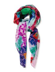 FOULARD RECTANGLE CATHERI - MUSGO