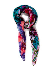 FOULARD RECTANGLE - ULTRA VIOLETA