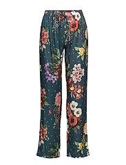 Desigual - Pant Dark Floral
