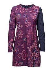 NIGHTDRESS JE - PURPURA IMPERIAL