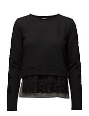 SWEAT ANDELIN - NEGRO