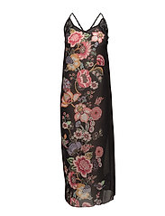 DRESS LONG SPECIAL DAY - NEGRO