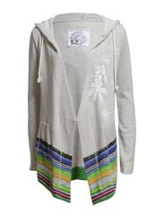 SWEAT SOLEDAD - GRIS VIGORE CLARO