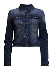CHAQ PIROPO - DENIM MEDIUM WASH