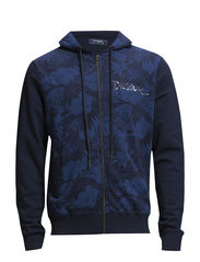 SWEAT BLUE PACIFIC - AZUL TINTA