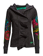 SWEAT BERTA - GRIS TORMENTA