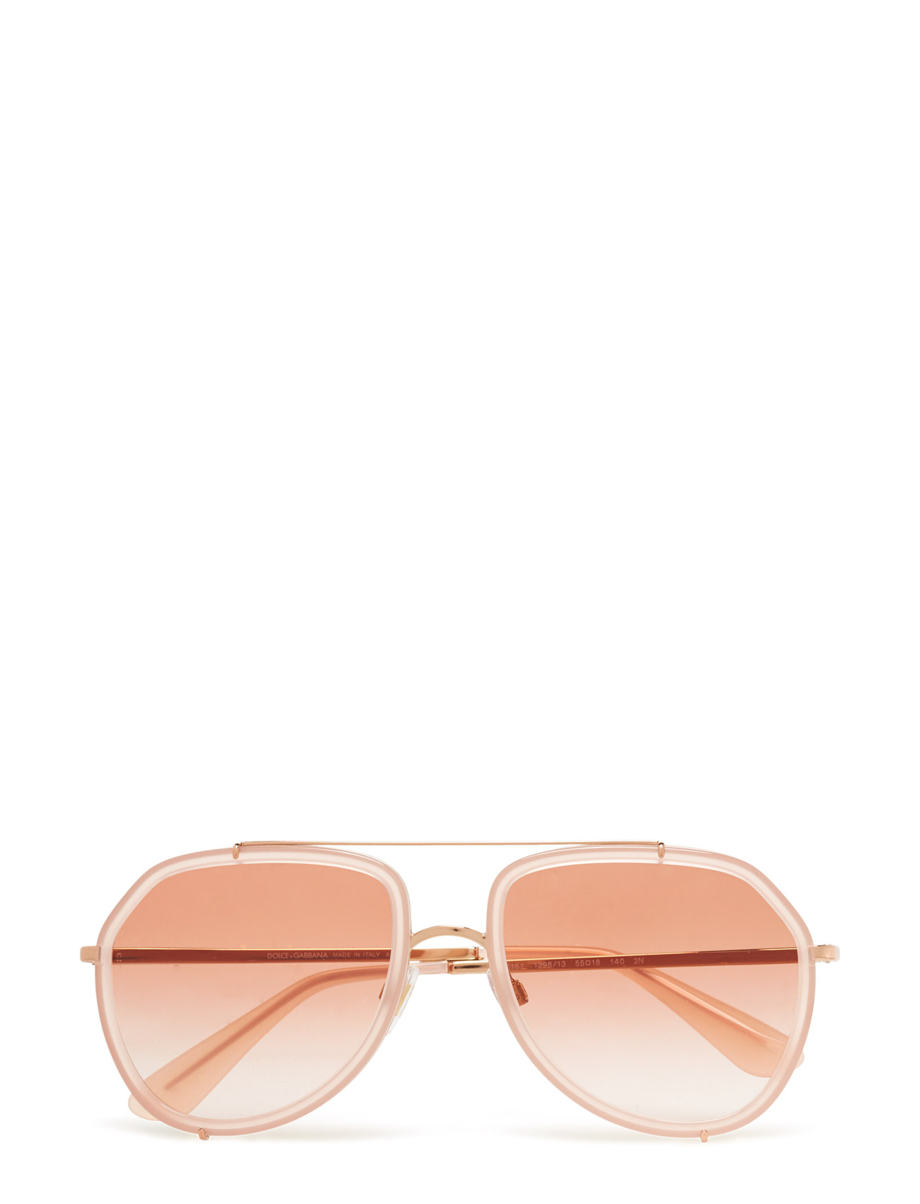 Aviator Dolce & Gabbana Sunglasses Solbriller til Damer i