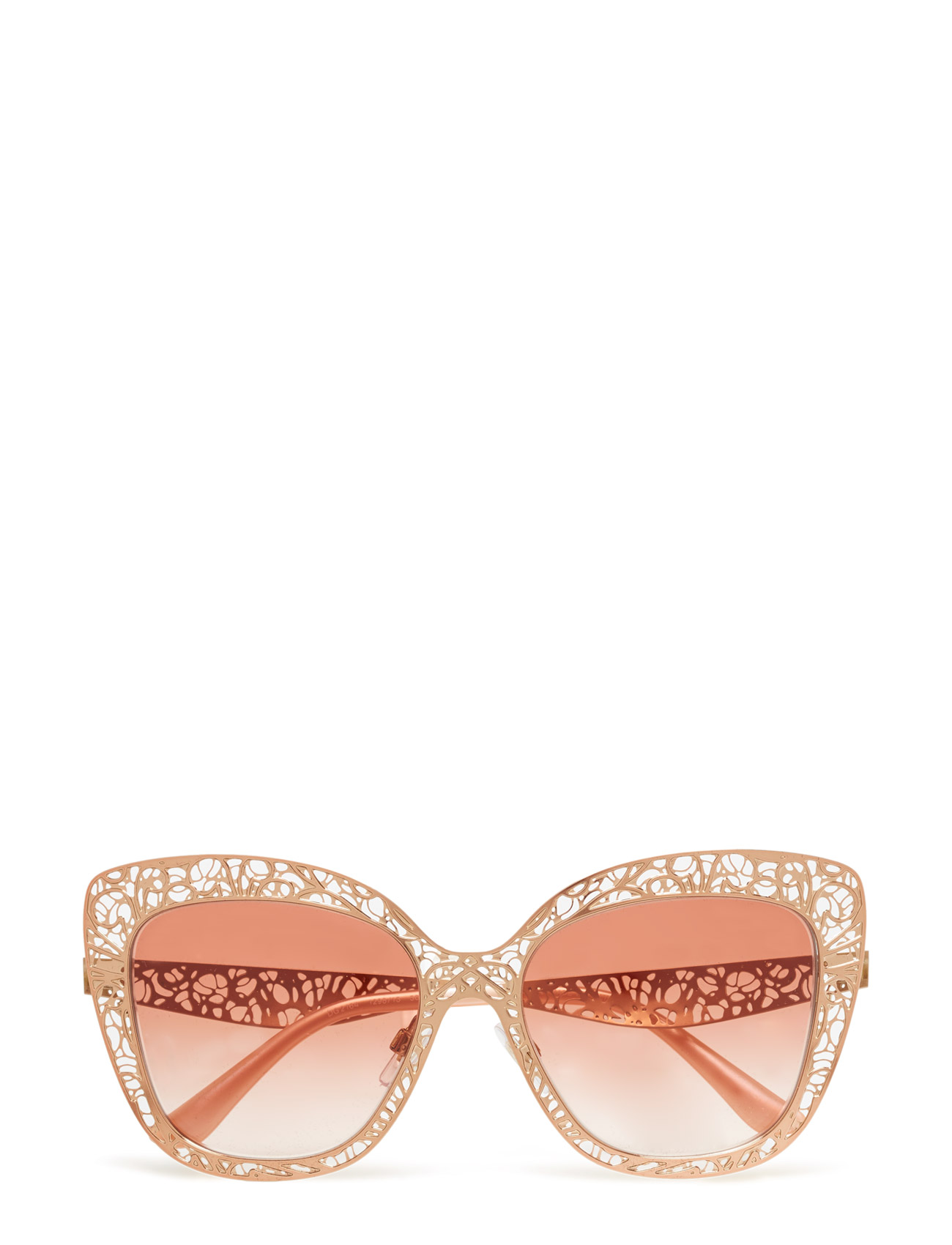 Cat Eye Dolce & Gabbana Sunglasses Solbriller til Damer i