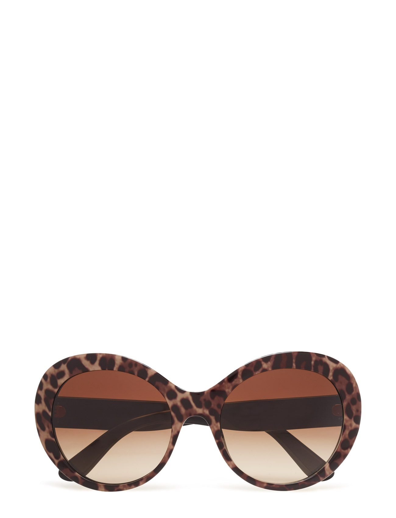 Cat Eye Dolce & Gabbana Sunglasses Solbriller til Damer i
