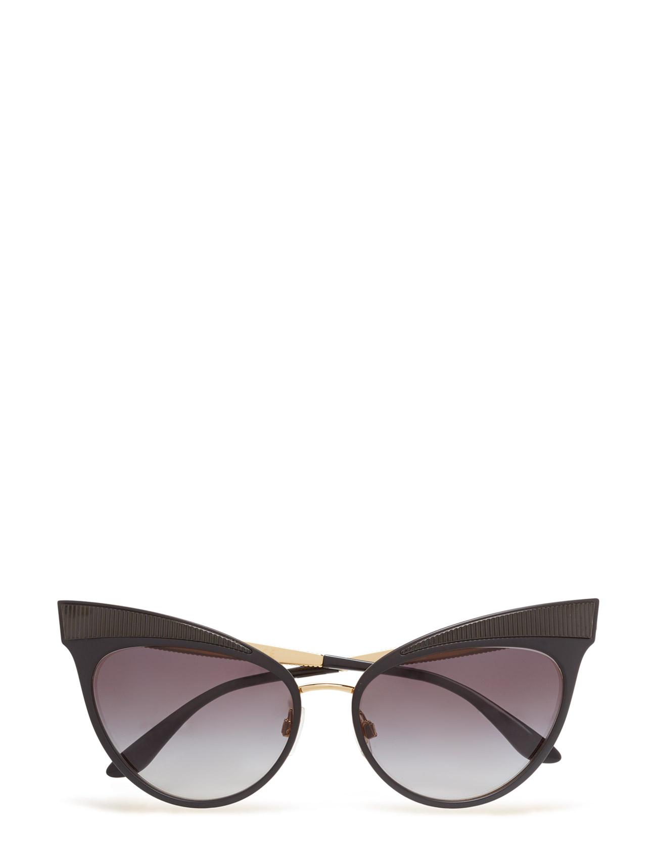 3 Layers Dolce & Gabbana Sunglasses Solbriller til Damer i