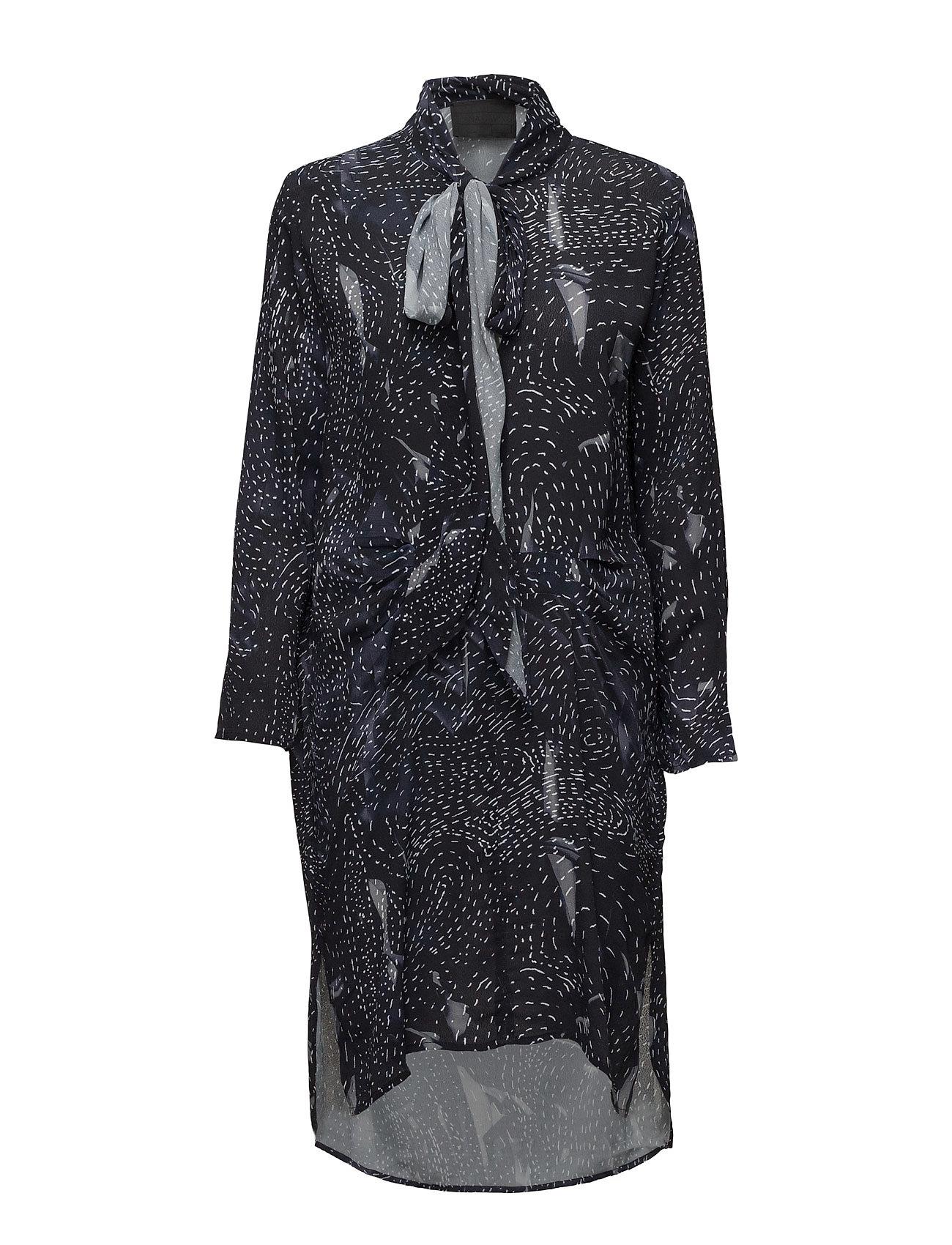 Tie Dress Diana Orving Knælange & mellemlange til Damer i