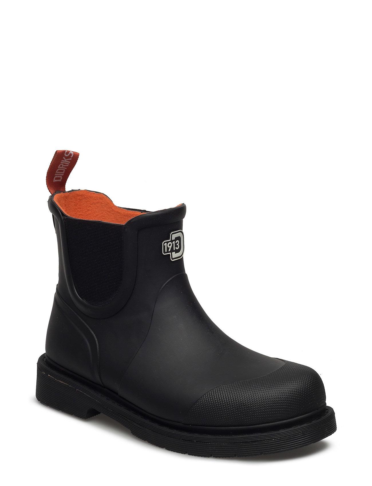Vinga Wns Rbrboot Didriksons Støvler til Damer i Sort