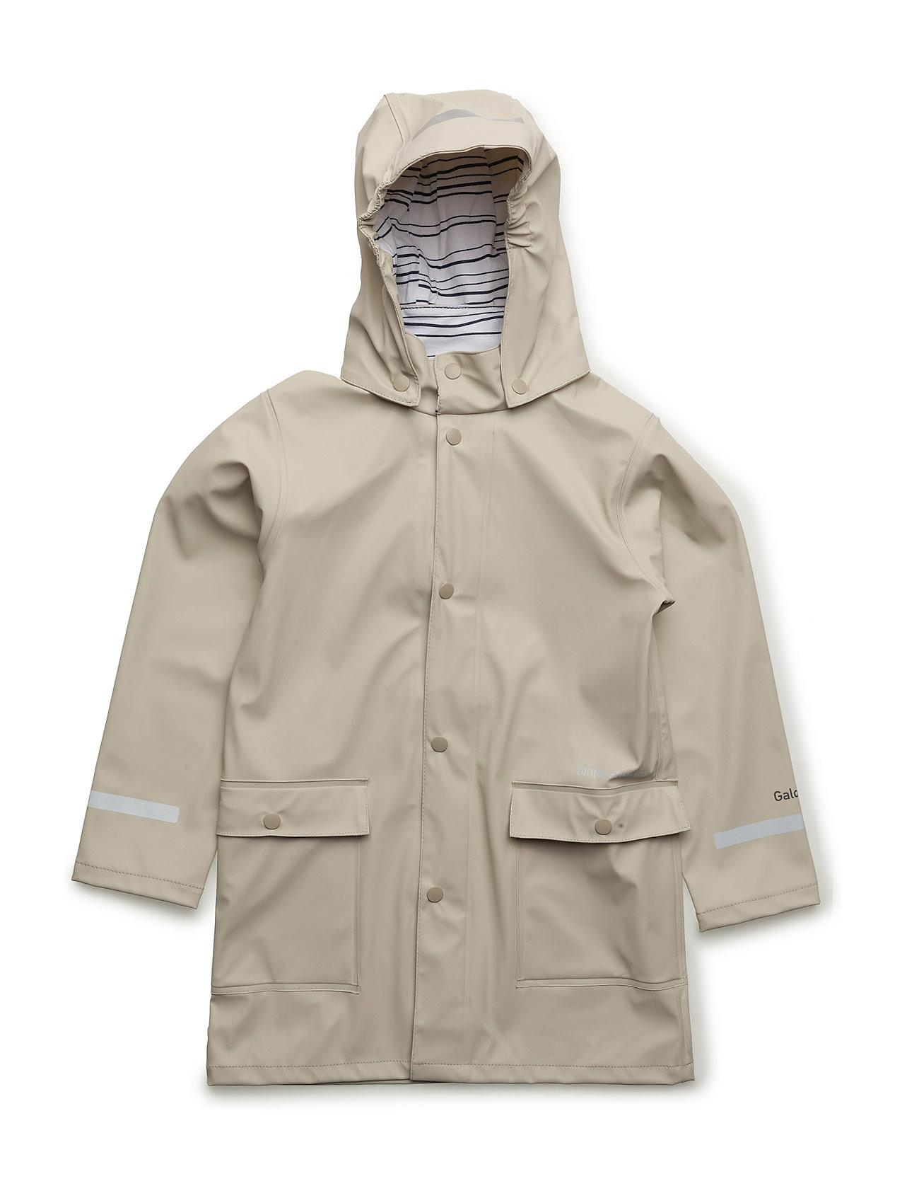 Makrill Kids Coat Didriksons Fleece