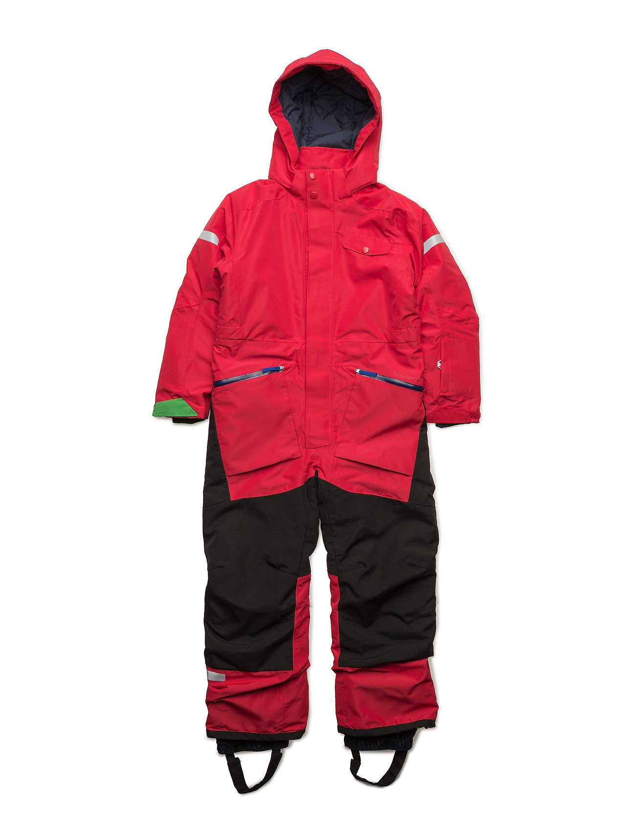 Ale Kids Coverall Didriksons Overalls til Børn i Rød