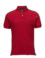 WILLIAM USX SS POLO - RED