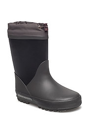 SLUSH KIDS W BOOTS - BLACK