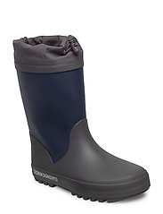 SLUSH KIDS W BOOTS - NAVY