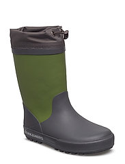 SLUSH KIDS W BOOTS - TURTLE GRE