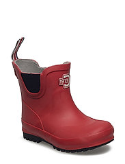 CULLEN KIDS BOOTS - FLAG RED
