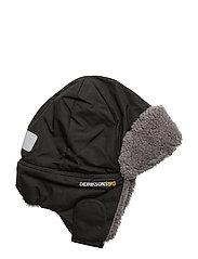 BIGGLES CAP - BLACK