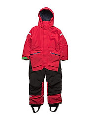 ALE KIDS COVERALL - RED