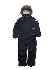 BJÖRNEN KIDS COVERAL - NAVY