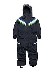 ROMME KIDS COVERALL - NAVY