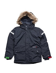 STORLIEN KIDS JACKET - NAVY