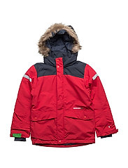 STORLIEN KIDS JACKET - RED