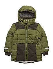 RIS KIDS JACKET - TURTLE GRE