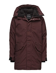 HARRY USX PARKA - OLD RUST