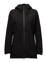 NELLY WNS PARKA - BLACK