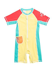 REEF KIDS SWIMMING S - CITRON