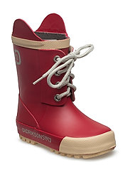 SPLASHMAN KIDS BOOTS - FLAG RED