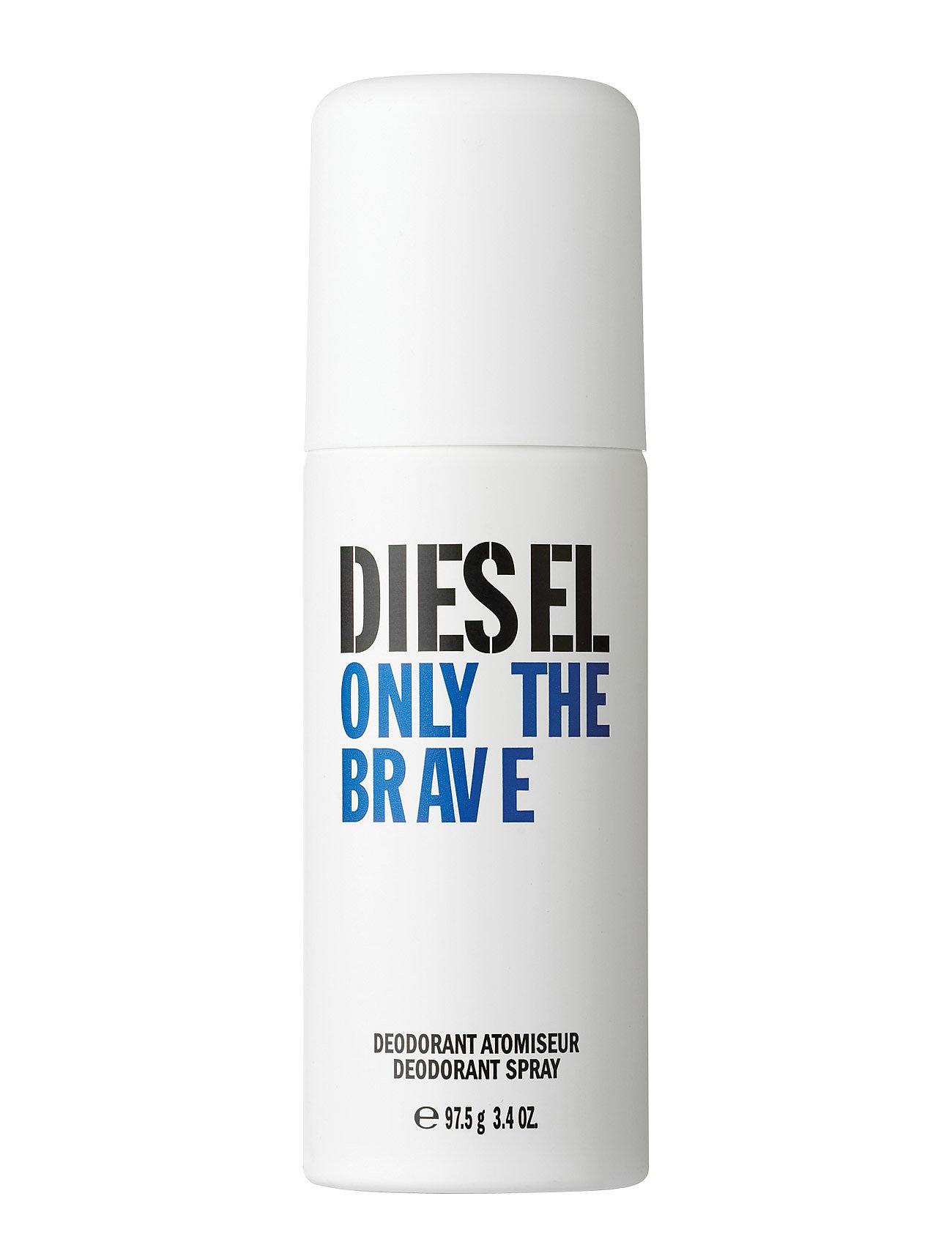diesel - fragrance Diesel only the brave deodorant 150 ml på boozt.com dk