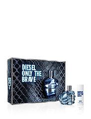 Only The Brave Eau de Toilette 35 ml. Christmas Box - CLEAR