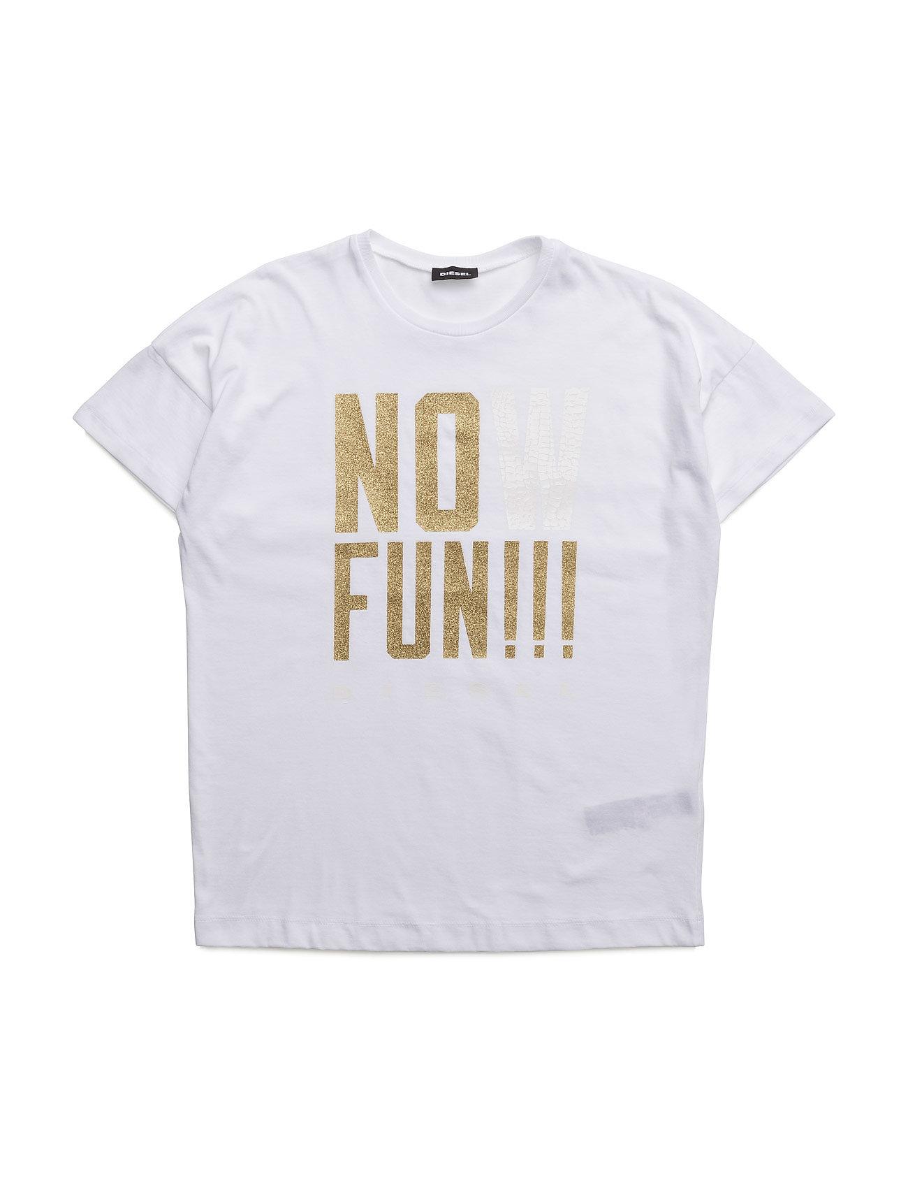 Tiabe Mc T-Shirt Diesel Kortærmede t-shirts til Børn i