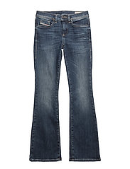 LOWLEEH-J-N TROUSERS - DENIM