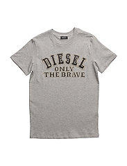 TIPPI SF T-SHIRT - LIGHT GREY MELANGE