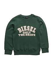 SALCI SF SWEAT-SHIRT - GREEN
