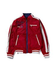 JUNCY JACKET - Red