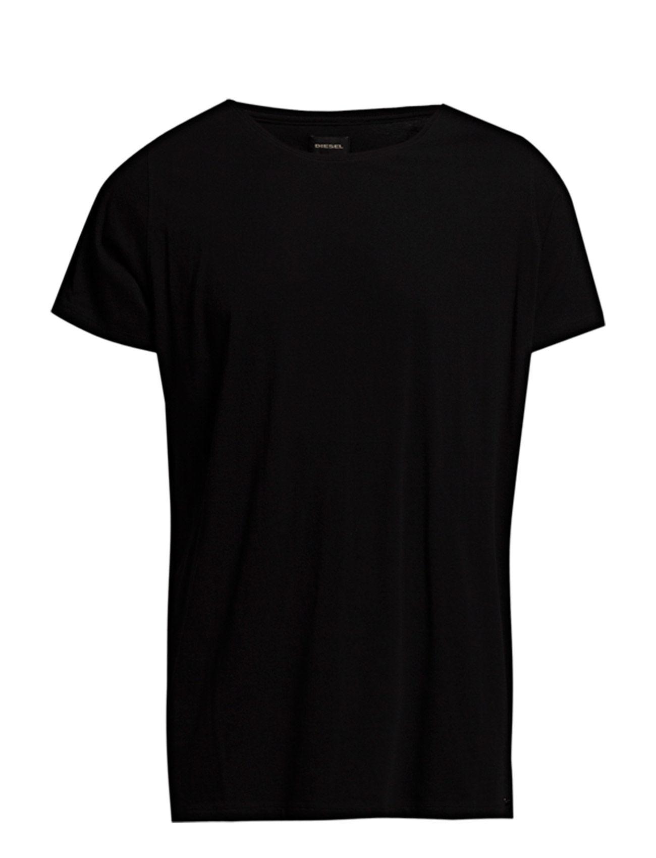 T-Igna T-Shirt Diesel Men Kortærmede til Herrer i Sort