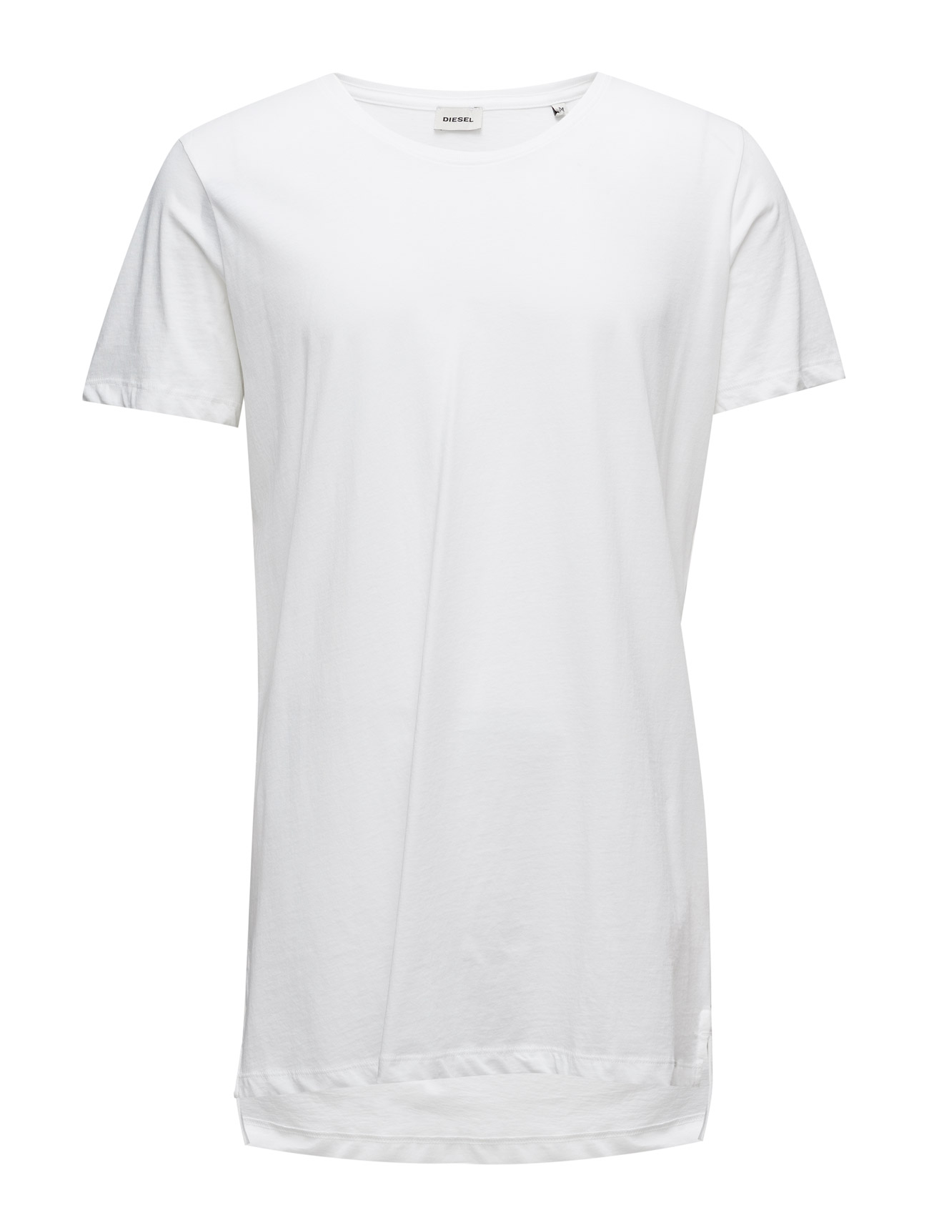 T-Marcuso-Llc T-Shirt Diesel Men Kortærmede til Mænd i Sort