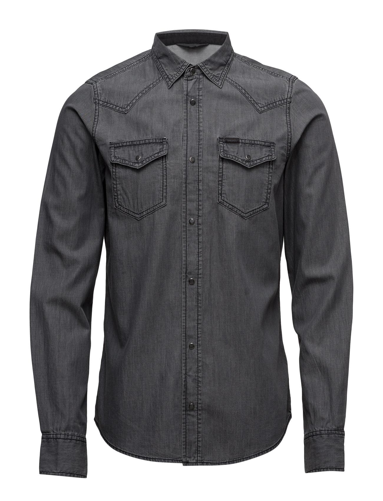 New-Sonora-E Shirt Diesel Men Casual sko til Herrer i