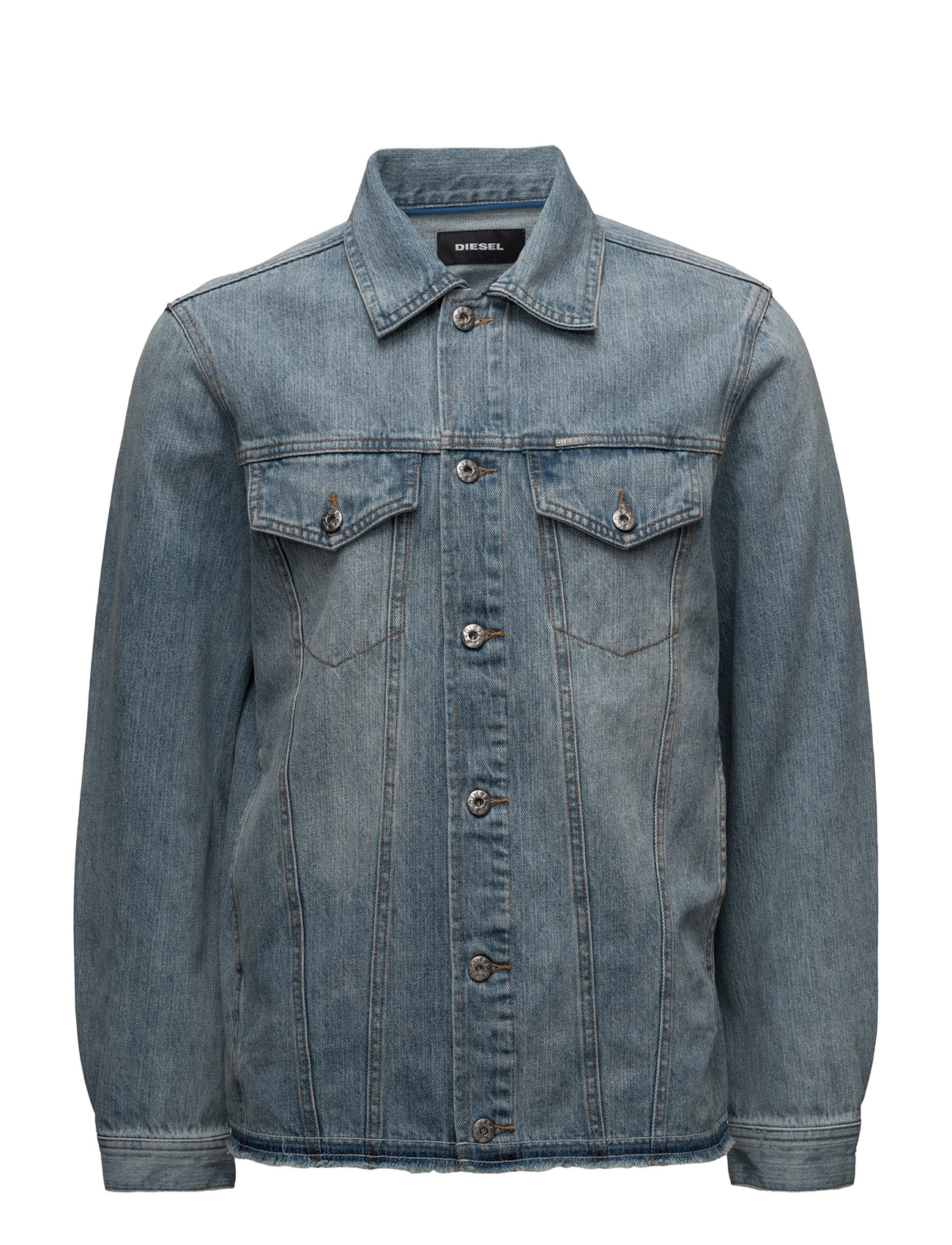 Nhill-Re Jacket Diesel Men Jakker til Herrer i Denim