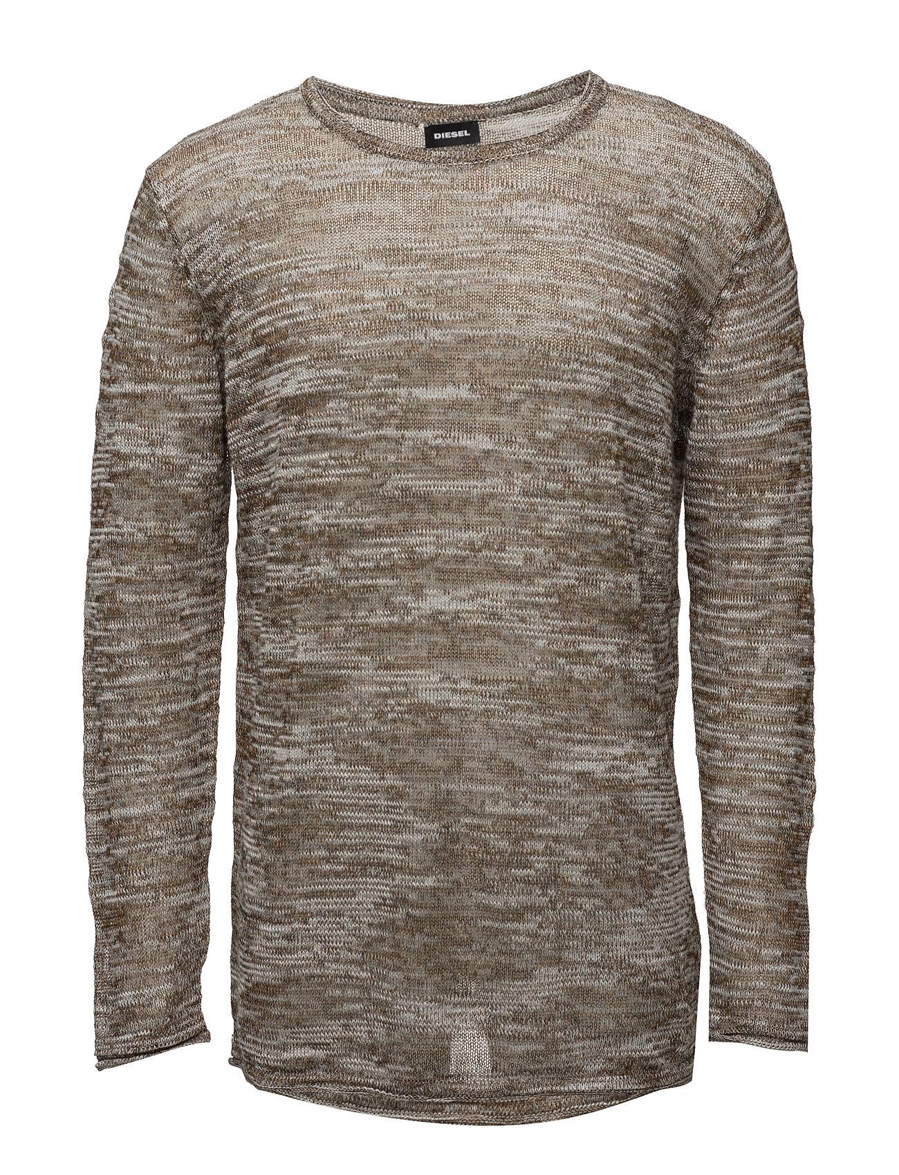 K-Lion Sweater Diesel Men Rundhalsede til Herrer i